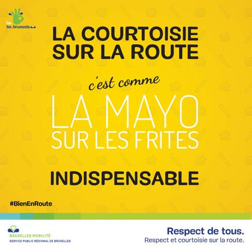 VO Citizen détient la recette pour une meilleure sécurité routière à Bruxelles !