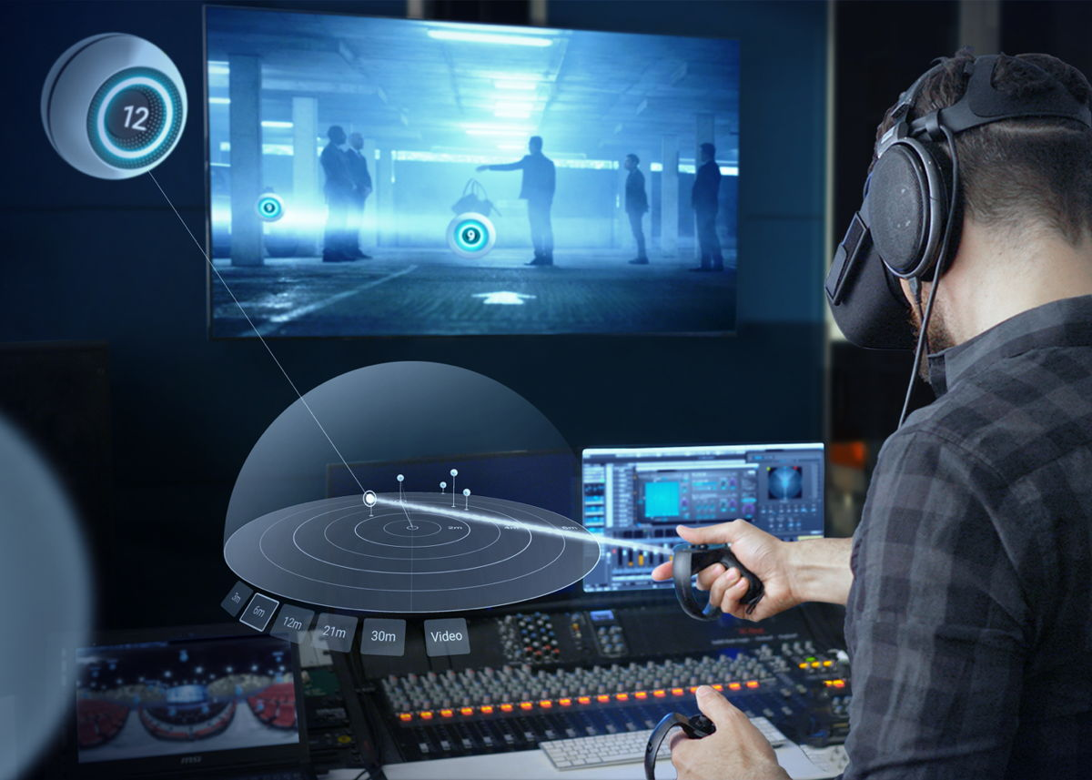 Dear Reality is a leading company in the field of immersive audio