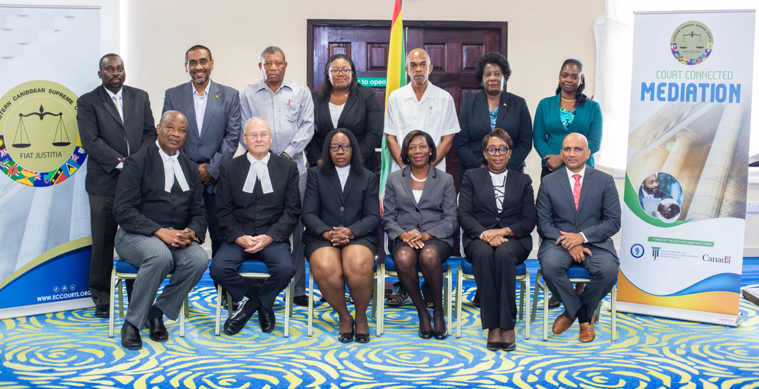 ECSC launches Court-Connected Mediation Public Awareness Campaign in Grenada