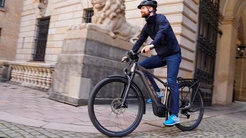 [GERMAN] All-Terrain-E-Bike im Test: Greyp T 5.2