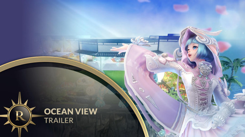 BUILD A VILLA WHERE THE SKY TOUCHES THE OCEAN IN REVELATION ONLINE!