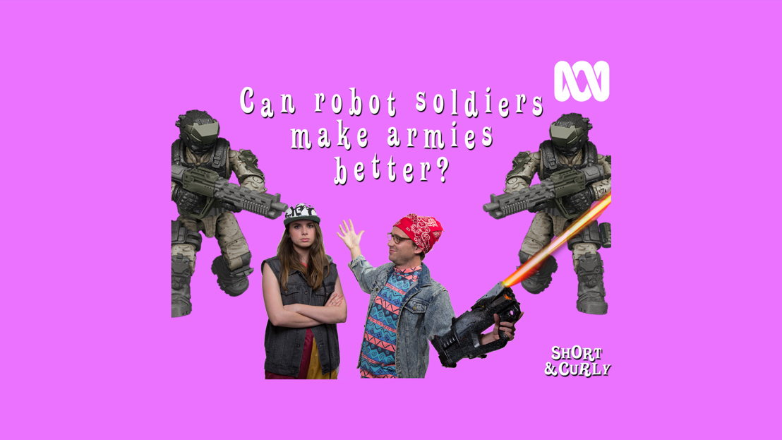 Can robot soldiers make armies better? RC