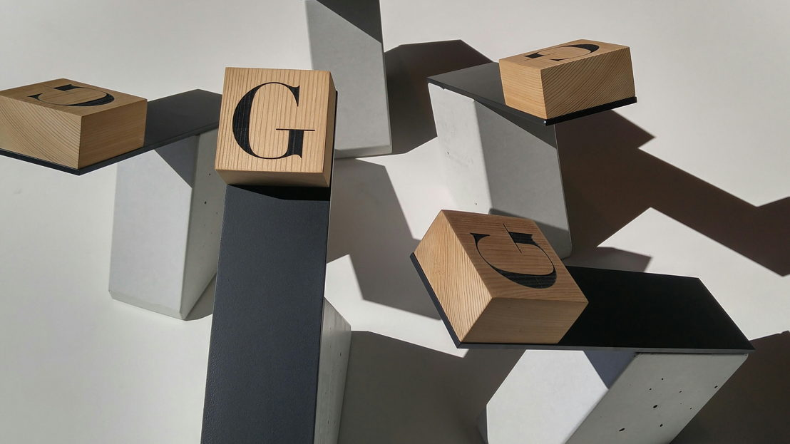 GRAY Awards designed by Steven Pollock of Woodstone Design<br/>Photo credit: Steven Pollock