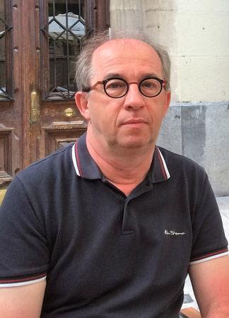 Paul Van Der Sluys, klimaatcoördinator VLM