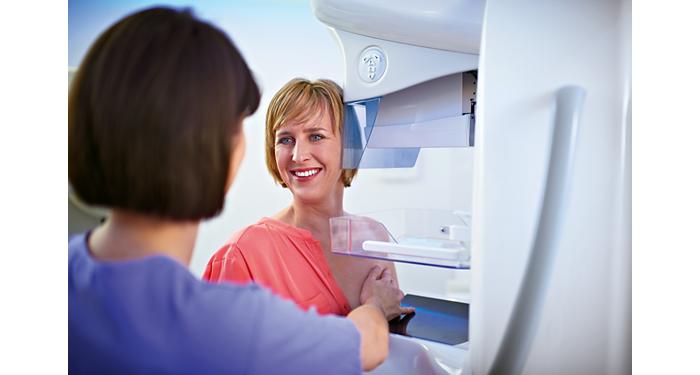 Digitale mammografie: MicroDose SI & IntelliSpace Breast voor lagere dosis en meer comfort.