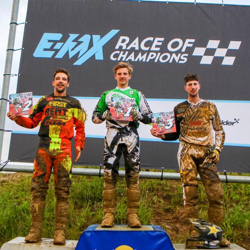 EMX Race of Champions: Zoetekouw verrast!