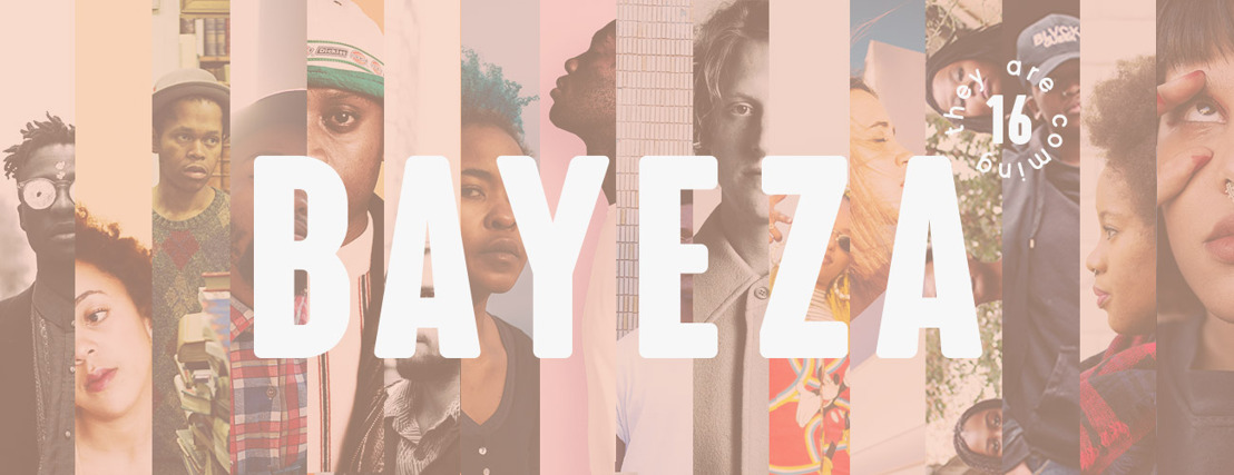#BAYEZA16 - Young Creative South Africa