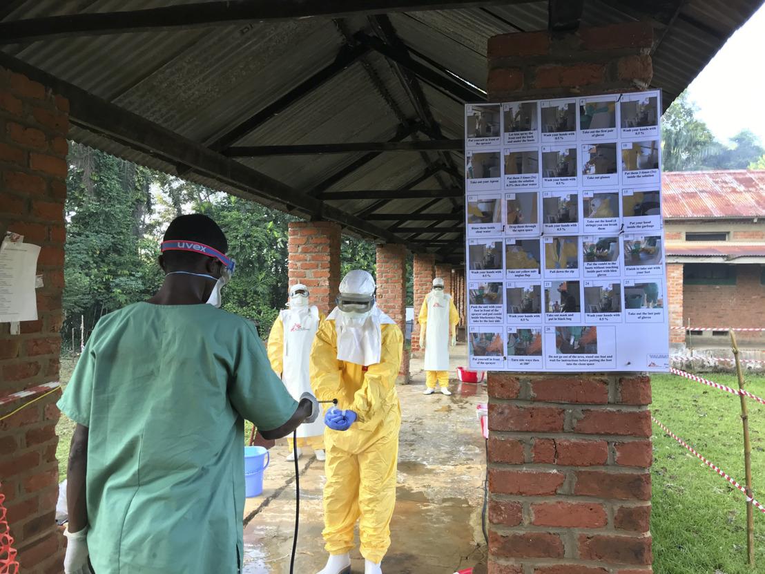 Update Ebola: MSF vaccine les communautés dans les zones les plus enclavées