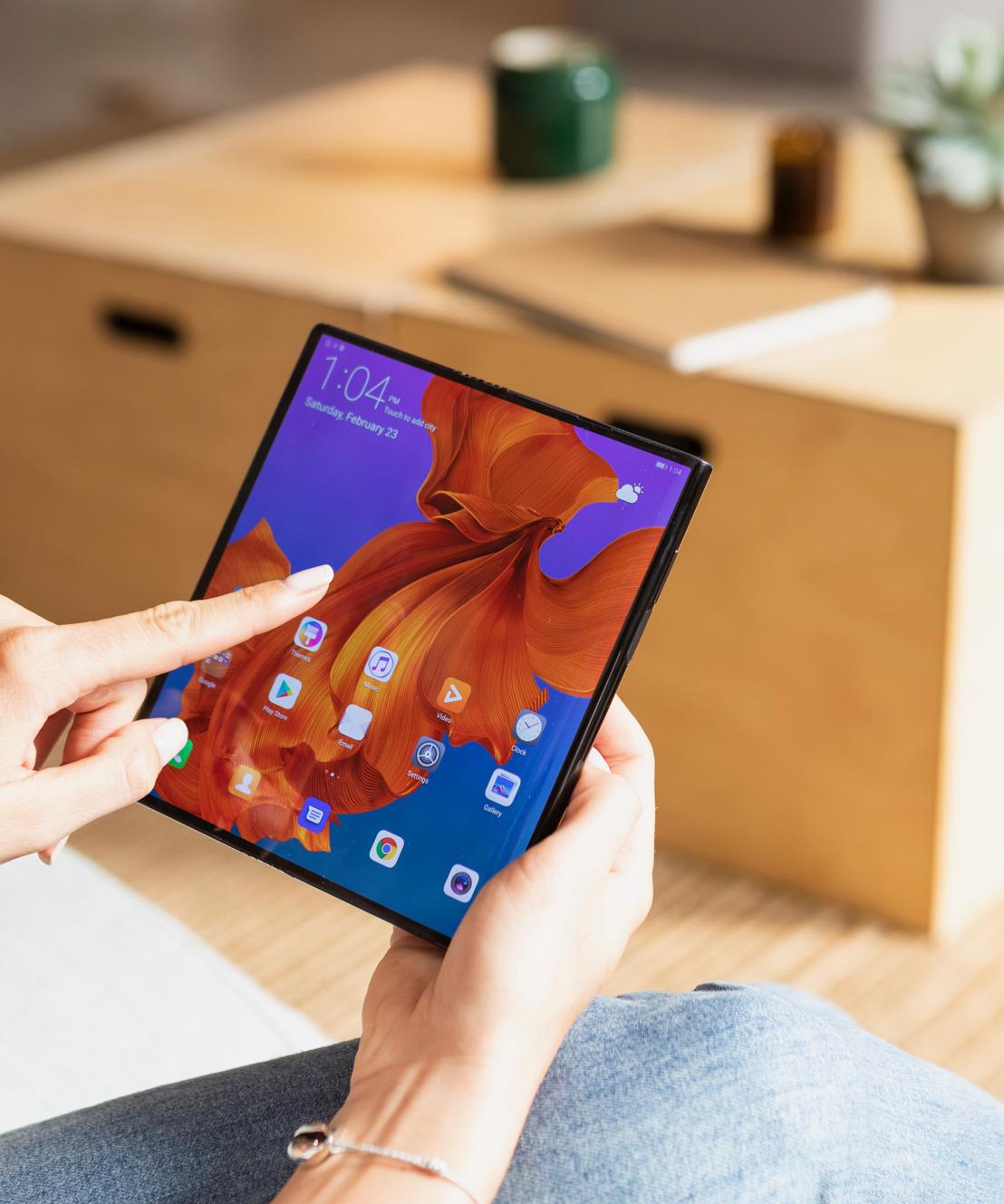 Huawei lance de multiples produits intelligents au Mobile World Congress 2019