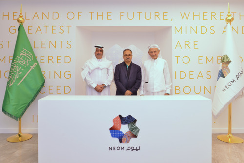 NEOM Awards Investment Opportunities to Finance, Build and Operate Construction Village for the World's Most Ambitious Project
