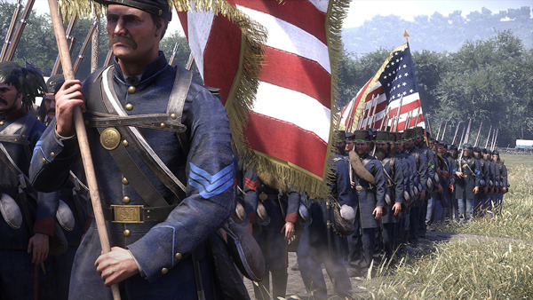 Preview: CRYENGINE-powered 150-player American Civil War FPS Now Available on Steam Early Access