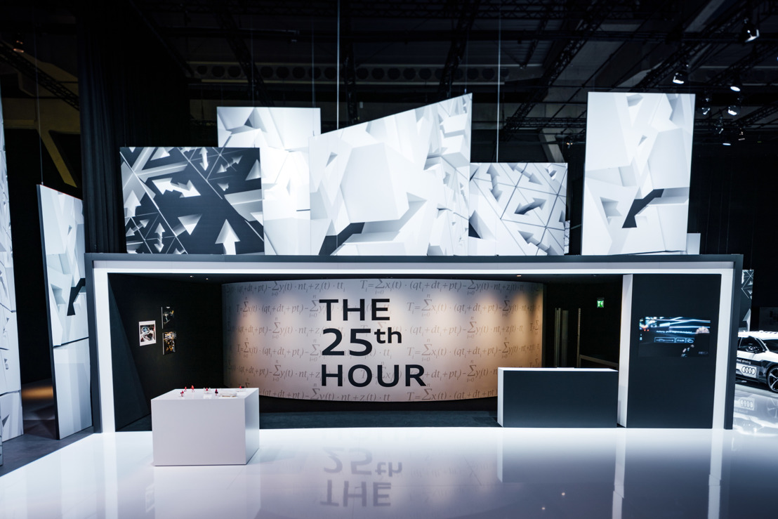 Het '25th Hour'-project: verlies geen tijd meer in de wagen!