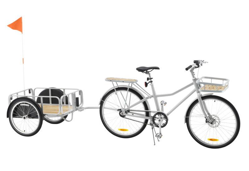 SLADDA fietskar €199