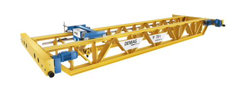 Preview: MHE-Demag Revolutionises the Market with Next-Gen V-type Crane
