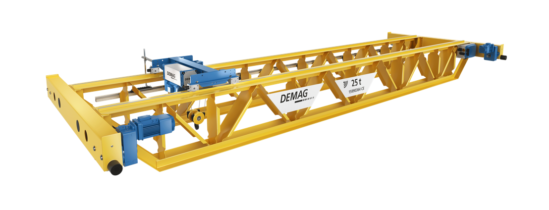 MHE-Demag Revolutionises the Market with Next-Gen V-type Crane