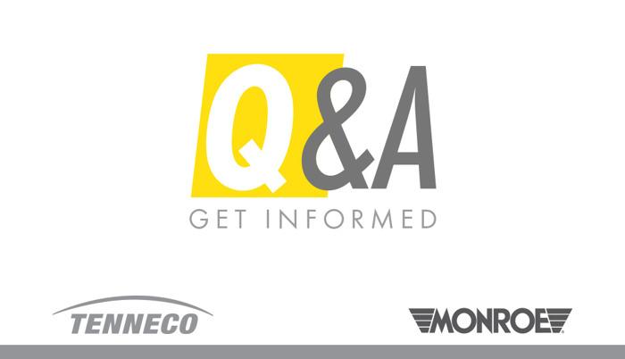 Q&A - Monroe® Shocks