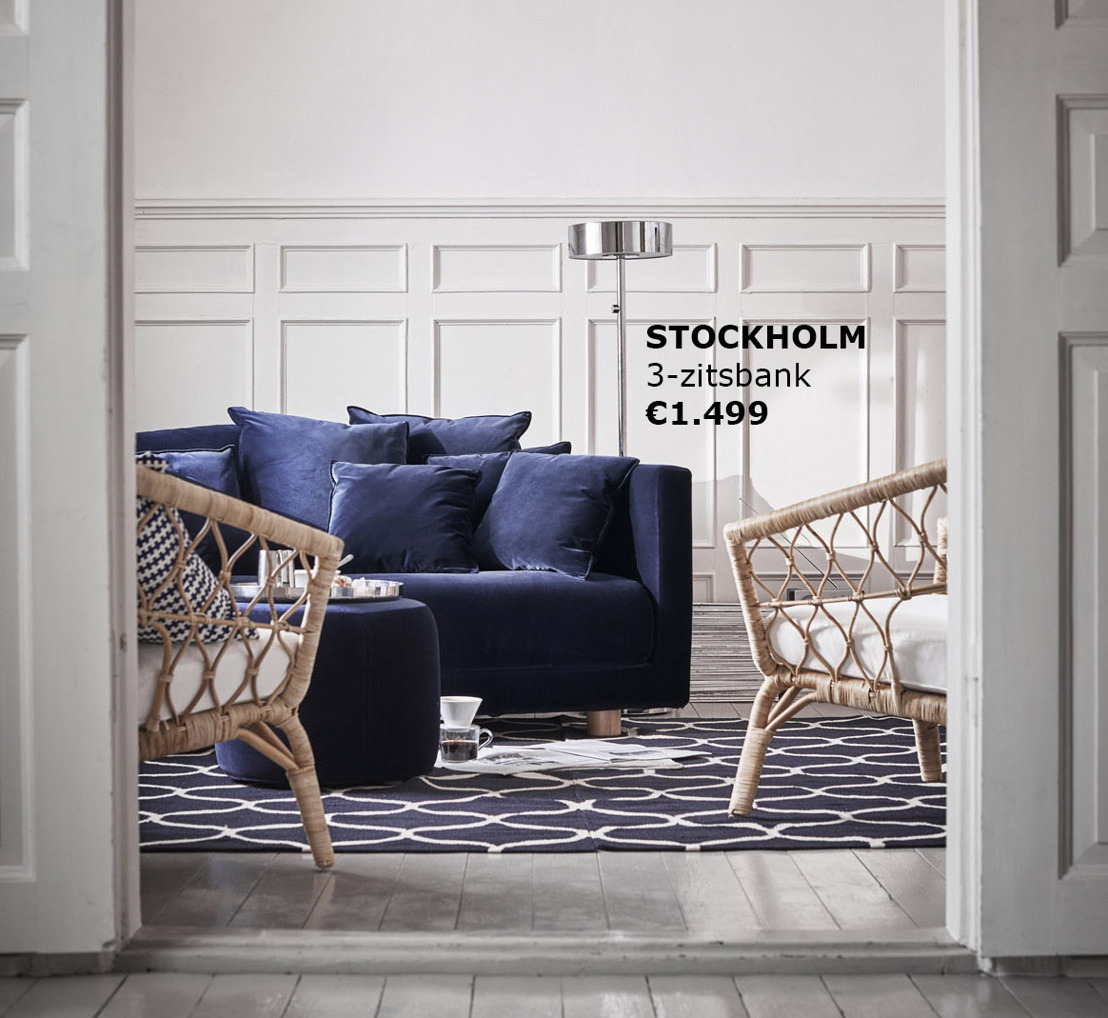IKEA lanceert 'slow living' STOCKHOLM 2017 collectie