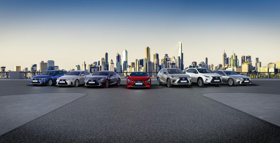 Lexus helemaal klaar voor WLTP