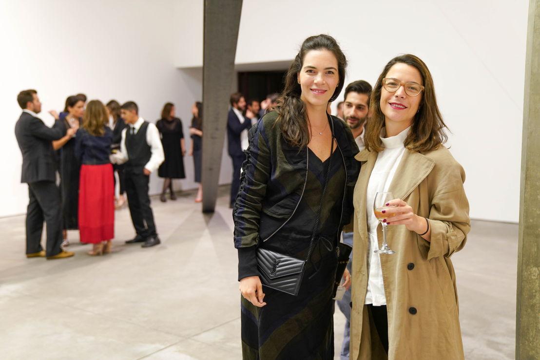 Sofía Cortina y Amanda Echeverría