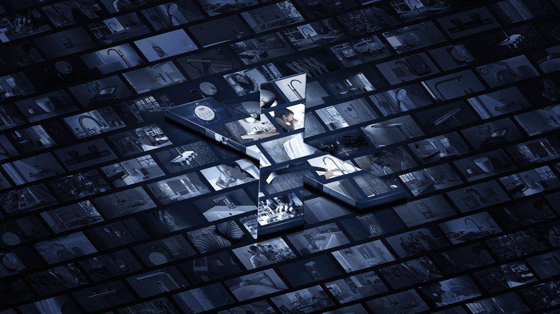 LIXIL EMENA viert lancering van digitaal experience platform 'GROHE X'