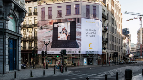 Belgian telecom provider Telenet shows beauty of connectivity with series of lockdown portraits captured via webcam