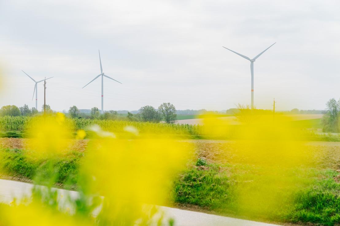 En 2018, Luminus a consacré 67% de ses investissements aux énergies renouvelables