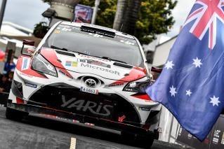 WRC Rally Australia Preview - TOYOTA GAZOO Racing targets title glory in Australia