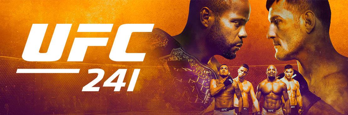 UFC 241: Daniel Cormier vs Stipe Miocic - A Recap And A Rematch
