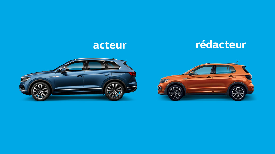 DDB and Volkswagen have an SUV for everyone