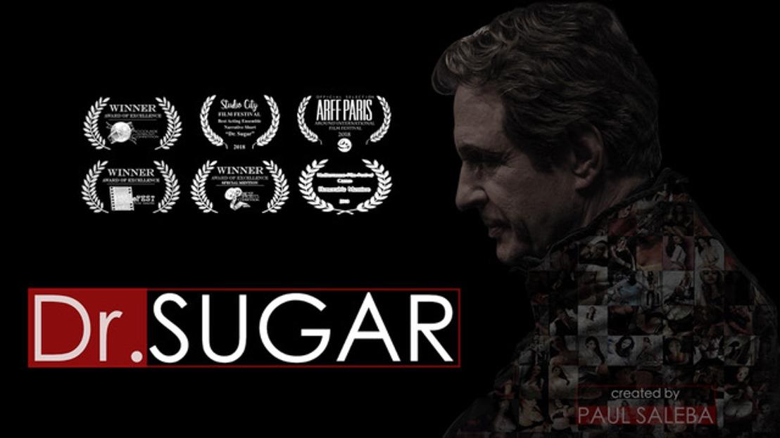 "Paul Saleba Wins Multiple Awards For His Original Pilot Presentation, ""DR. SUGAR"""