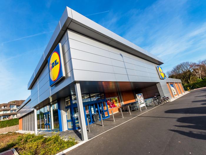 Preview: Lidl rouvre un tout nouveau magasin à Awans