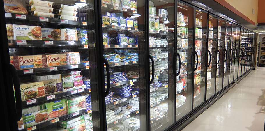New coolers for Hanover Co-op
