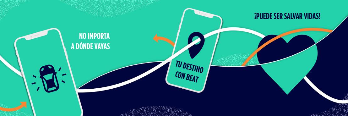 Be The Match® México y Beat nos unimos para transportar a los héroes que quieran donar células madre