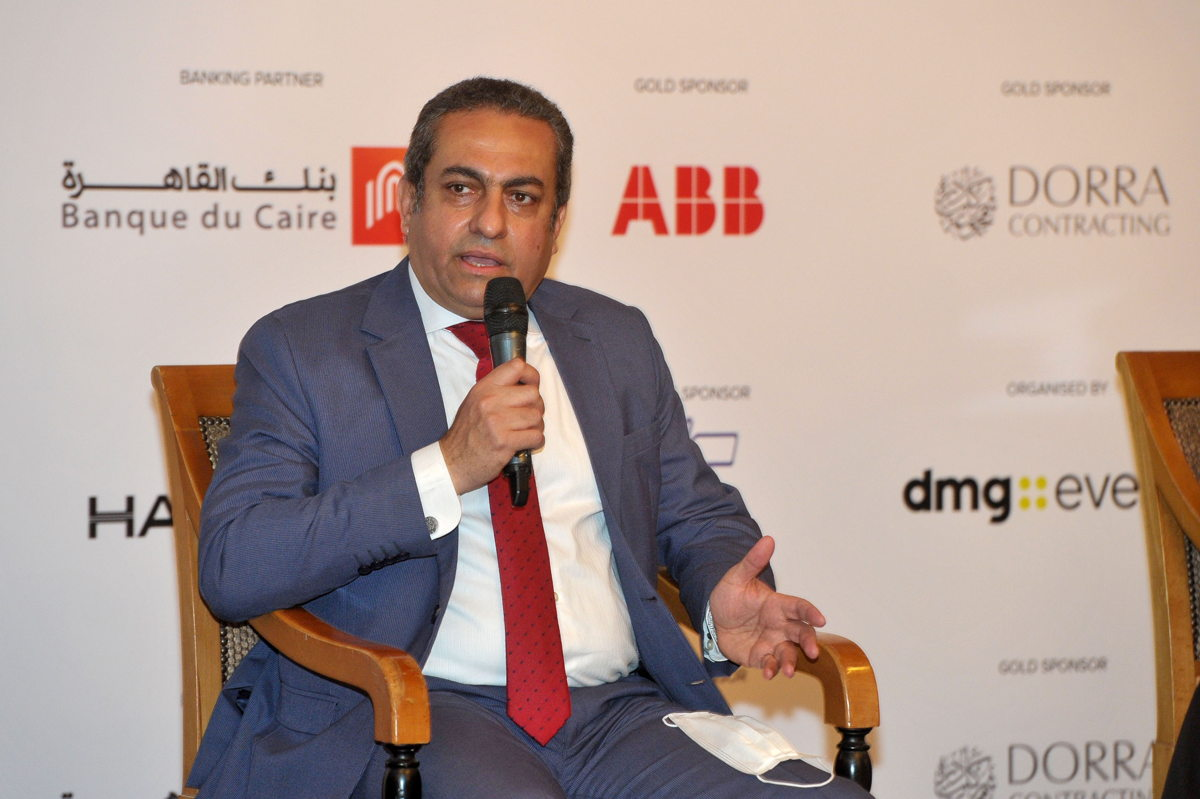 Eng. Khaled Abbas, Deputy Minister of Housing, Utilities, and Urban Communities for National Projects