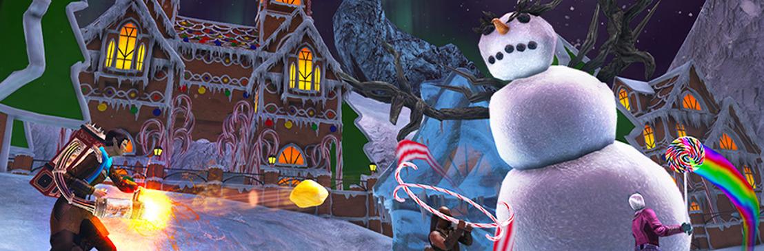 Праздник зимы от Perfect World – подарки от Фэнхуана и катание на санях!