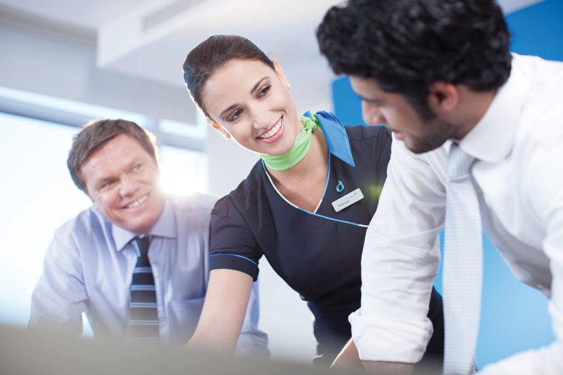 dnata implemented an Integrated Management System (IMS) to enable long-term excellence in Health, Safety and Environment.
