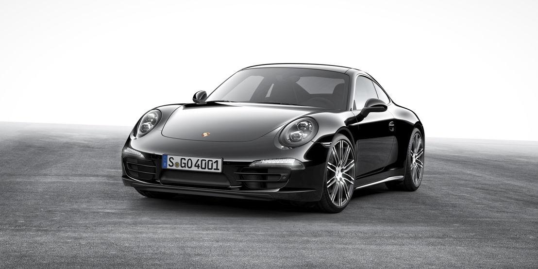 911 Carrera Black Edition