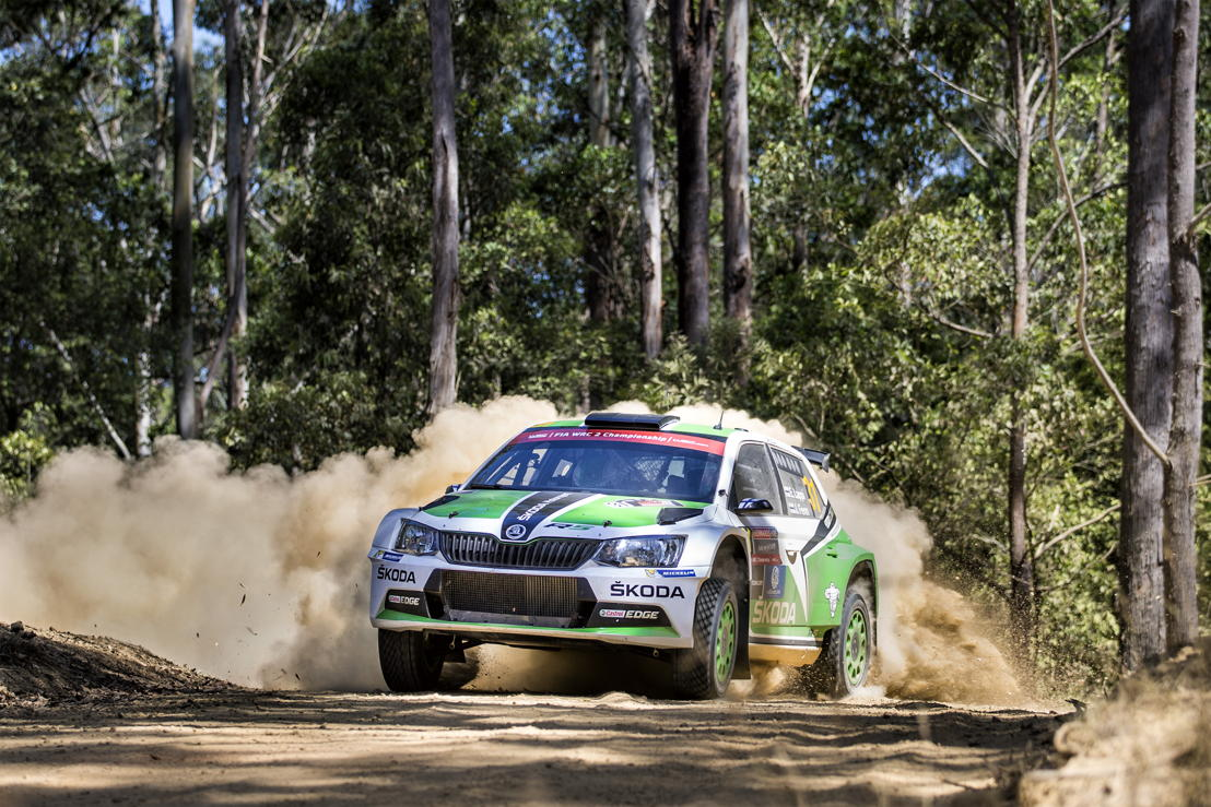 With a host of titles to its name, the ŠKODA FABIA R5 was one of this year's outstanding rally cars.