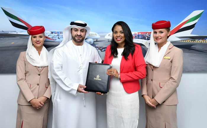 Preview: Emirates Renews Its Support to Mauritius and Seychelles
