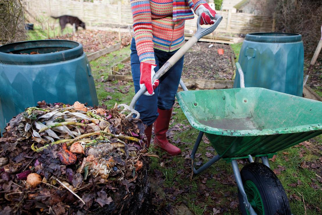 Provincie en tuincoach zetten Vlaams-Brabanders aan het kringlooptuinieren