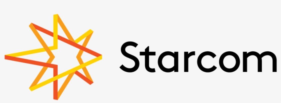 Starcom е новата медийна агенция на Девин ЕАД