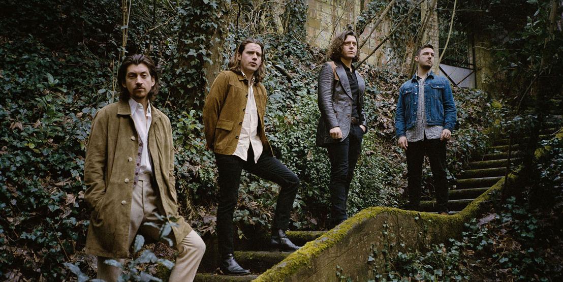 Arctic Monkeys - Listening Sessions
