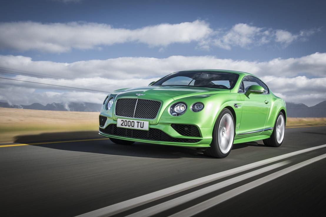 Nieuw design en nieuwe technologie voor luxe-GT