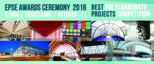 Preview: BEST POLYCARBONATE PROJECTS ANNOUNCED