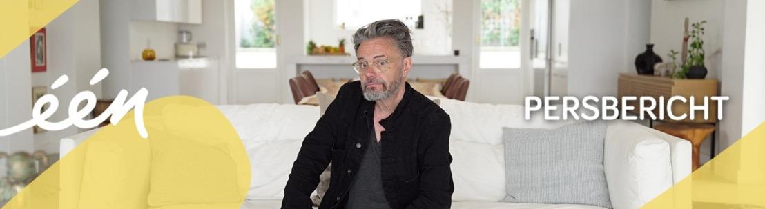 """Die huis met Marcel Vanthilt: """"Ik heb altijd het gevoel dat het nog allemaal moet beginnen. """""""