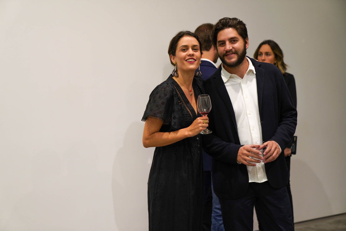 Ana Paula de Haro y Juan Cristóbal