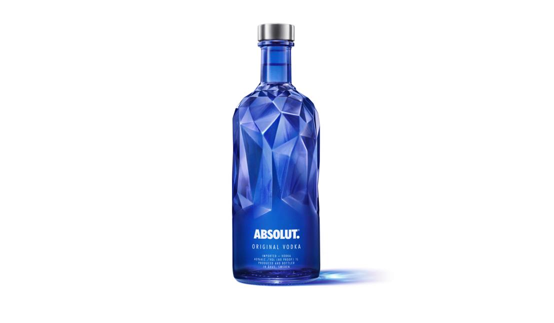 Absolut verrast met nieuwe limited edition fles