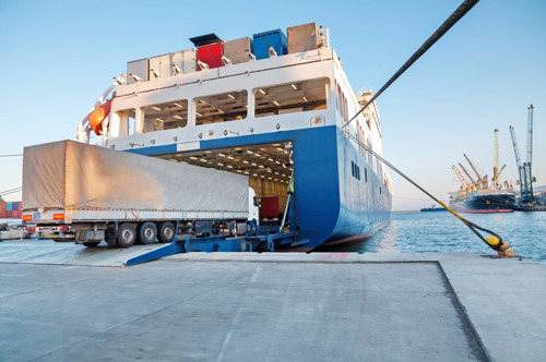 DKV propose un portail ferry paneuropéen