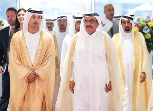 """مشاريع البناء والتشييد في دول مجلس التعاون الخليجي التي تقدر بـ2.3 تريليون دولار أمريكي تستقطب شركات القطاع العالمية في دبي لمعرض """" THE BIG 5 2018"""""""