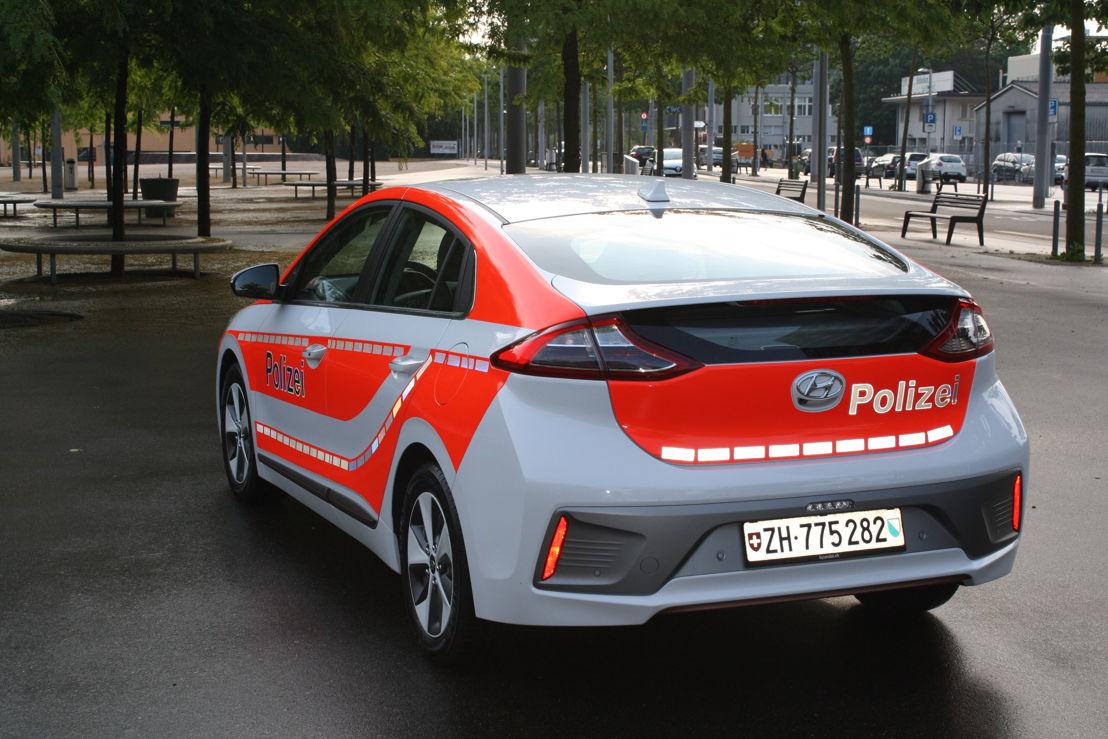 IONIQ electric / Suisse Public 2017